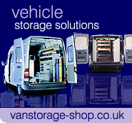 Van Storage Shop
