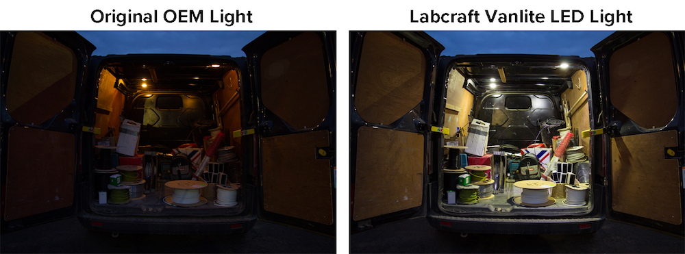 Led vanlite oem replacement interior lights led vanlite v35 aloadofball Image collections