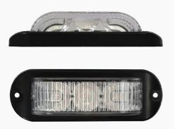 180° Wide Warning Light Head LED3DV 180
