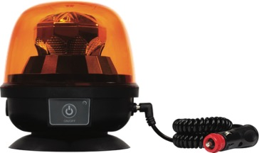 RECHARGEABLE LED BATTERY POWERED BEACON