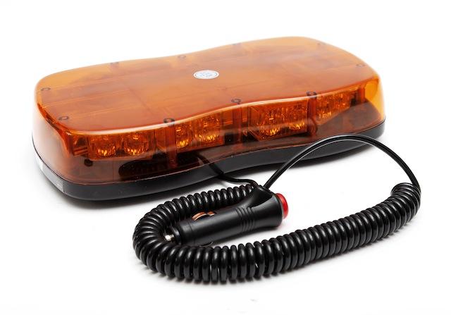 LAP Mini LED REG65 Single Bolt Fix or Magnetic Light Bar - LAP1220R65