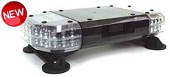 Redtronic Mega Flash FX Double Stack Lightbar with Integrated Siren & Speaker