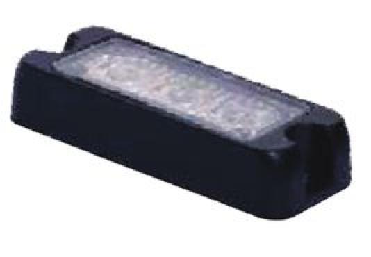 LAP R65 Amber Warning Light LED-3A