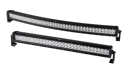 LAP Worklight Bars - Straight or Curved - Multi-voltage SB