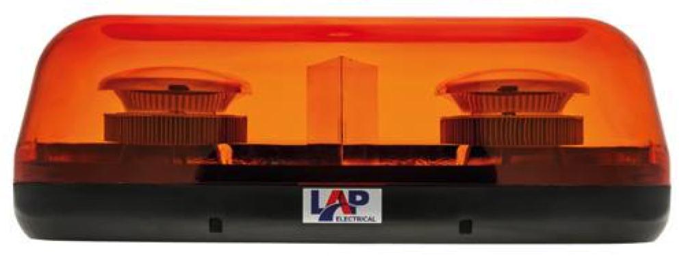 LAP Compact LED REG65 Light Bar  CLBT162A/SP