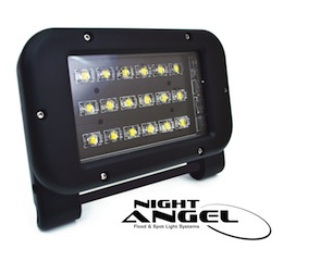 Redtronic Night Angel EM650 Flood or EM660 Spot Lights