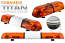 TORNADO TITAN REG65 LED Lightbar - LBT482 - 4'/1220mm