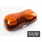 Britax LED Mini Light Bar REG 65 - A521.00.LDV Fixed or A524.00.LDV Magnetic