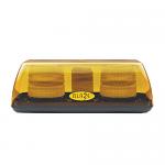 Vision Alert (ECCO) CAP168 2 Bolt Fixing/Magnetic 12v/24v 420mm Static Flash Mini Light Bar