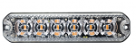 LED Autolamps HD Series Heavy Duty Directional Warning Lamp - HDR65 Series