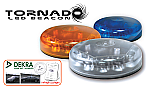 REDTRONIC - LOW PROFILE TORNADO BEACON - DUAL COLOUR