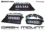Redtronic Mega-Flash Dash/Deck Light - FX304 Single or Dual Colour