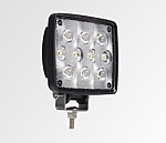 L71.00.LDV / L71.02.LDV Britax LED Work Lamps Fixed or Magnetic