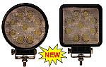LAP 279 LAP Work Lamp LED - Square or Round - Fixed or Magnetic