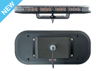 LED Auto Low Profile Mini Light Bar R65 42 LEDS - 380mm