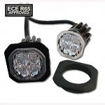 Britax LED Covert Amber Strobes ECE R65 – L94.00.LDV - Pair