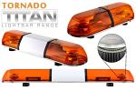 TORNADO TITAN REG65 LED Lightbar - LBT724 - 6'/1828mm - 4 LED Modules