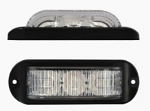 180° Wide Warning Light Head LED3DV 180