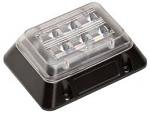 LAP 6 LED Warning Light - DLED6A & DLED6B