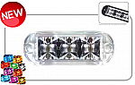 Redtronic Bullitt Mega Flash Grille Light - FX Series - BX31/BX32/BX61/BX62