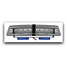 Magnetic Covert Mini LED Light Bar